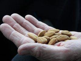 Almond substituts de pâte