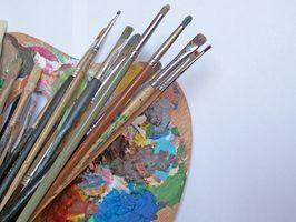 Les activités artistiques pour les enfants atteints d`autisme