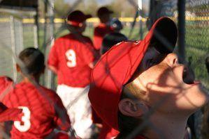 L`équipe de voyage de baseball des idées de collecte de fonds