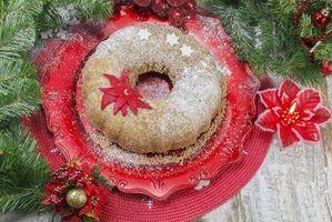Des conseils de décoration de gâteau pour faire une fleur de poinsettia