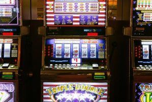 Casinos avec machines à sous en californie