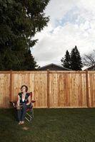 Moyens les moins chers à la clôture de votre jardin
