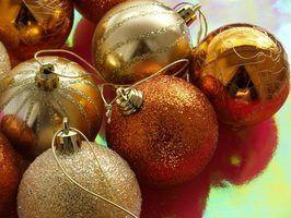 Noël idées ornement de décoration