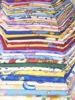 Crafts en utilisant des nappes en vinyle