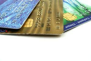 Règles et règlements sur les cartes de crédit