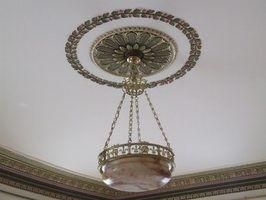 Décoratifs idées de moulage de plafond