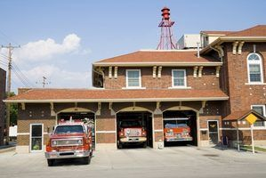 Tâches et responsabilités d`une équipe de sapeurs-pompiers