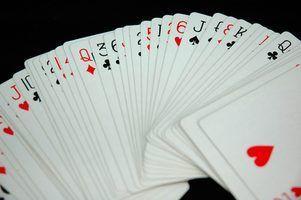 Jeux de cartes facile à apprendre