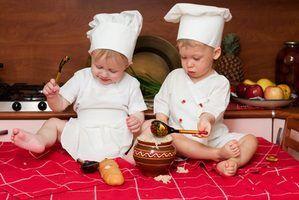 Artisanat bible comestibles pour les enfants