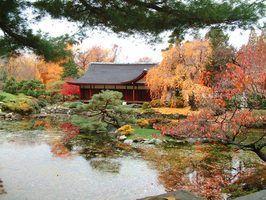 Éléments d`un jardin zen et leur signification