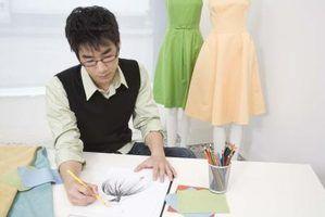 Il existe de nombreuses bourses disponibles en design de mode.