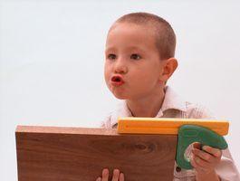 Projets de menuiserie gratuites et faciles pour les enfants