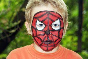 Artisanat spiderman pour les enfants