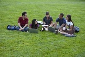 Seulement 28 pour cent des étudiants minoritaires sont attribués des bourses d`études, selon la National Public Radio.