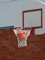 Jeux de basket-ball de relais