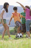 Jeux récréatifs garder les enfants actifs et de se divertir.