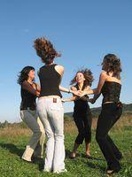 Jeux à jouer lors de la réunion de dames