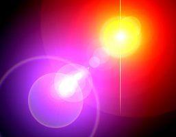 Gimp effets d`éclairage