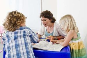Objectifs pour l`enseignant de la maternelle