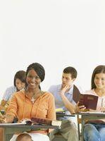 Les écoles chrétiennes peuvent être non confessionnel ou spécifique à la dénomination.