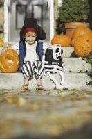 Jeux halloween party pour un enfant de 4 ans