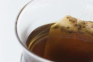 Les prestations de santé du thé de riz brun