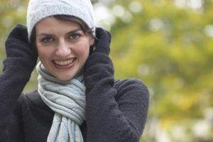 Comment faire un chapeau en polaire et écharpe