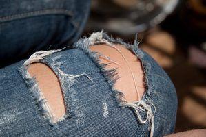 Comment faire un pantalon hippie patchwork