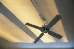 Supprimer un Flush Fan de montage au plafond Hampton Bay