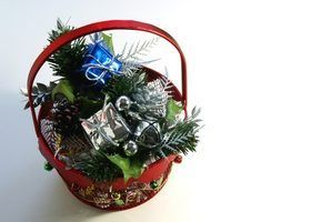 Des idées pour faire vos propres paniers-cadeaux