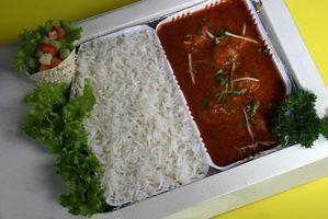 Aliments de base indiens