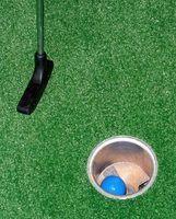 Intérieurs miniatures terrains de golf dans pennsylvania