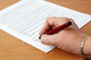 Types de contrats d`assurance
