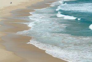 Intérieur couleurs de peinture pour une maison de plage