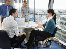 Offres d`emploi pour les personnes handicapées