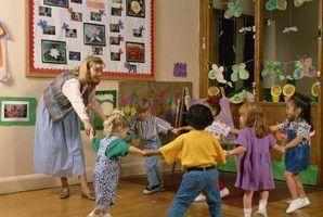 Jeux pour enfants pour améliorer la discipline