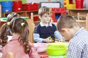 Kindergarten leçon d`énergie