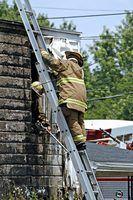 règles de sécurité Ladder.