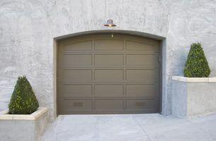 Garage léger alternatives de plafond