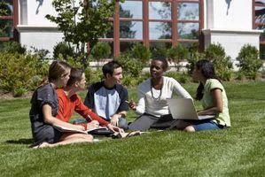 Division californie ii collèges