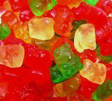 Liste des aliments avec de l`acide citrique