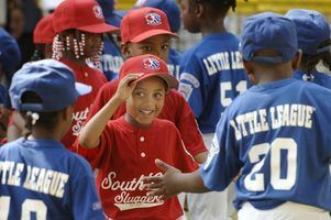 Petite ligue règles de patch de baseball
