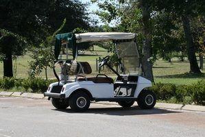 Lois de l`état du michigan sur les voiturettes de golf