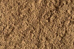 Minéraux en poudre de cacao