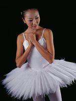 Les noms des pas de danse de ballet