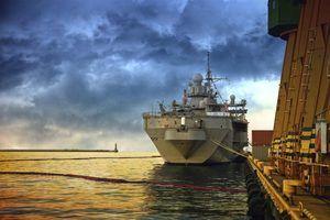 Marine emplois sous-marins