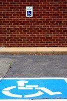 New york, handicapé règles de stationnement