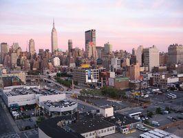 État de new york pas de règles d`assurance automobile de défaut