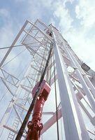 Exigences de l`emploi plate-forme pétrolière