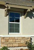 Outdoor idées fenêtre de trim
